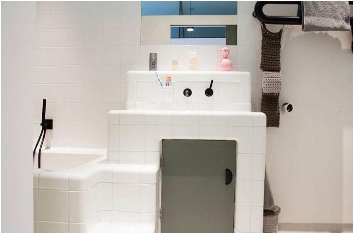 Плочки за баня в Амстердам