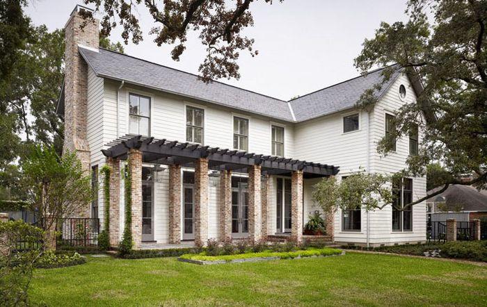 Селска къща в Тексас