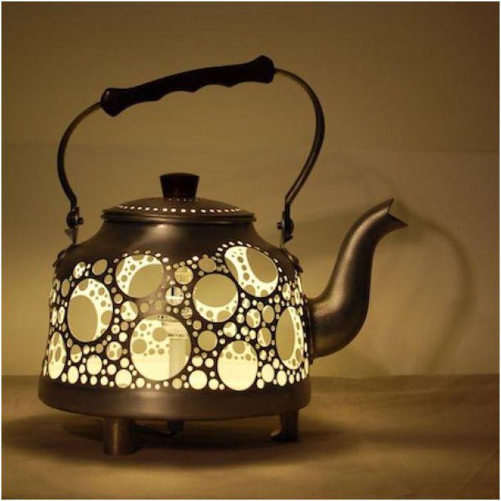 Чаена лампа