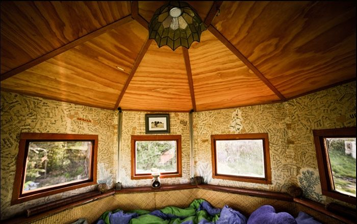 Мобилна къща Място за почивка.