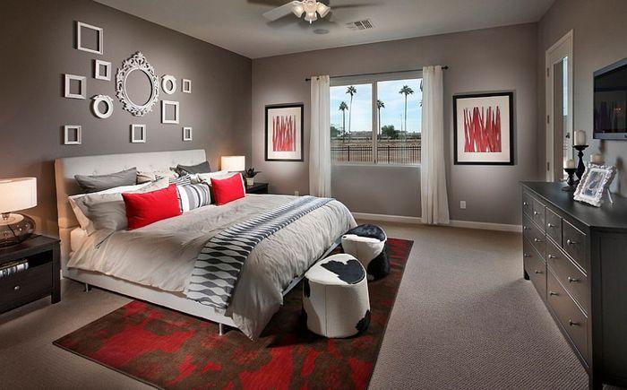 Wnętrze sypialni według In House Interior Design