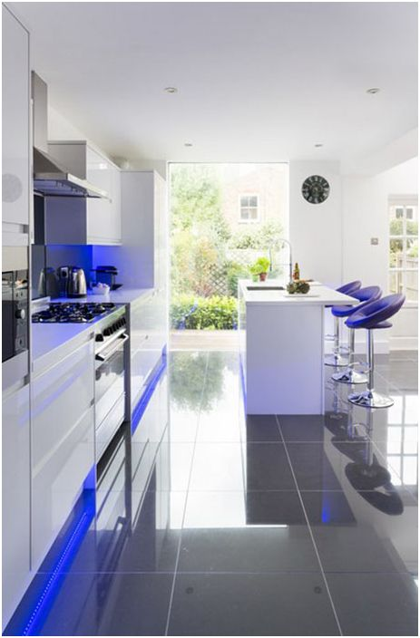 Интерьер кухни от APD Interiors