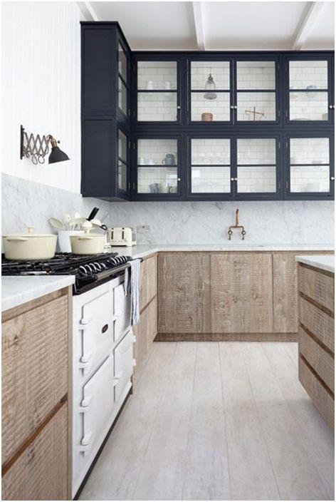 Интерьер кухни от Blakes London