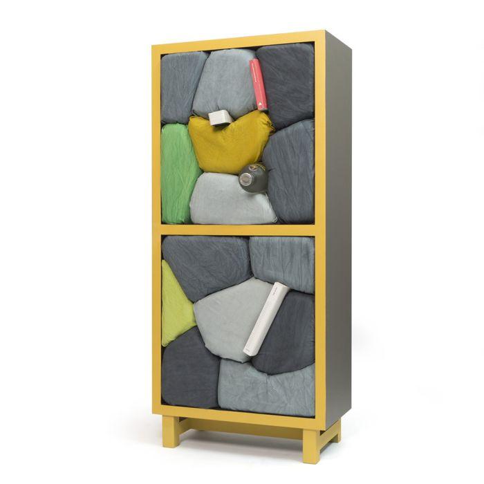 Мебели за тези, които обичат пълнеж, а не сгъване на неща.