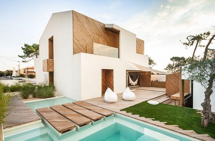 SilverWoodHouse е прекрасен дом в Португалия.