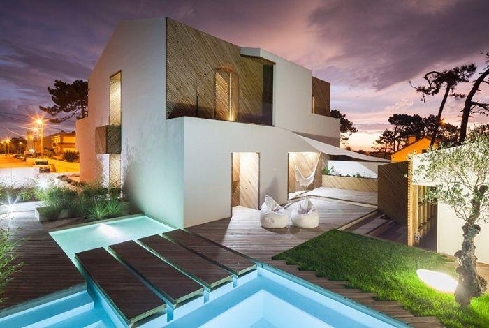 SilverWoodHouse - прекрасный дом в Португалии.