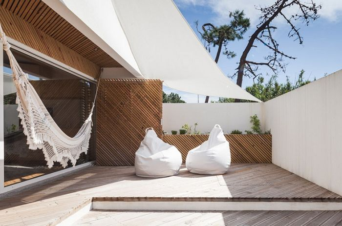 Дизайн дома от архитектора Ernesto Pereira.