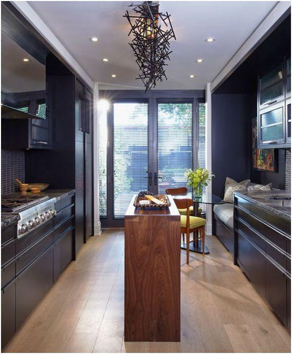 Интерьер кухни от Douglas Design Studio