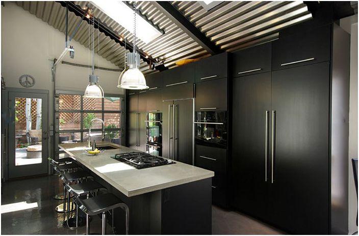 Интерьер кухни от Renovation Design Group