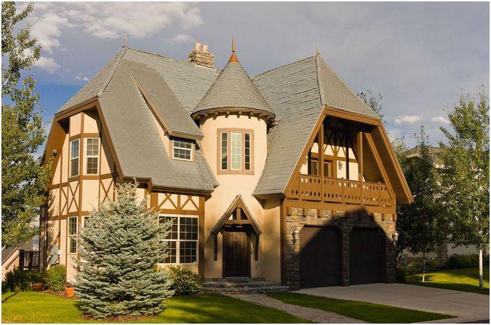 Моят дом е моят замък