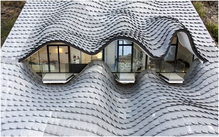Projet architectural du bureau espagnol GilBartolome Arquitectos.