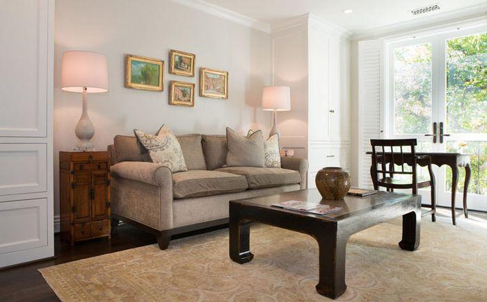 Design et alliance client: de superbes intérieurs de maison traditionnels