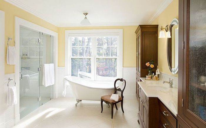 Классическая ванная комната от LDa Architecture & Interiors