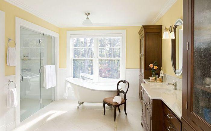Класическа баня от LDa Architecture & Interiors