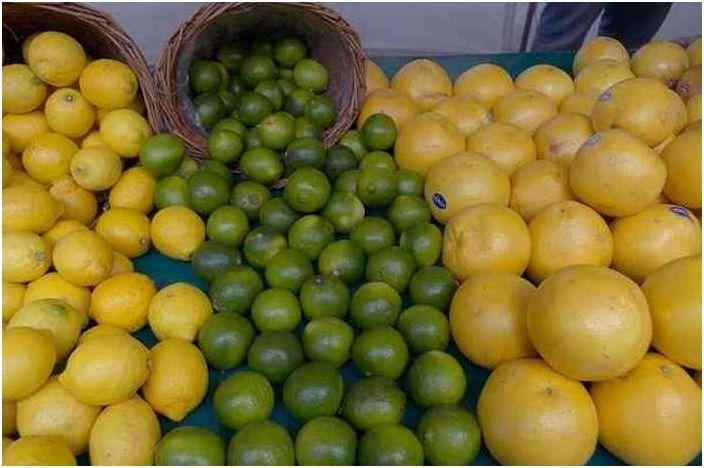 Какво може да се направи от лимони.