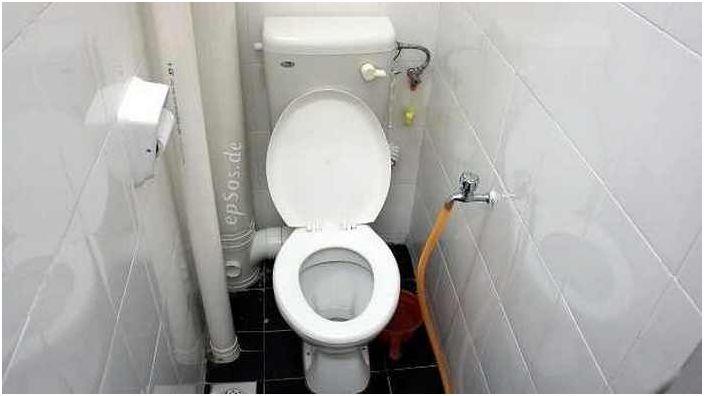 Почистване на тоалетни чинии