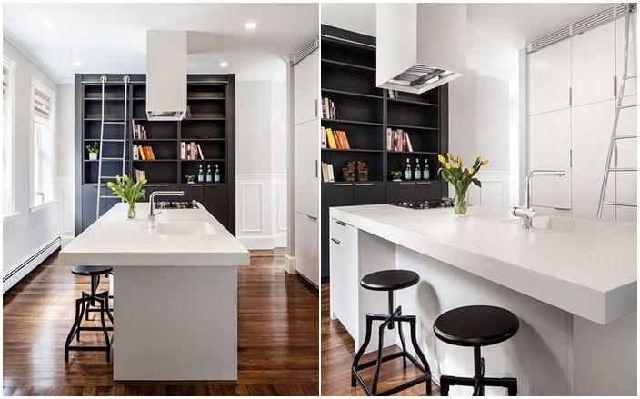 Кухненски интериор от Bunker Workshop