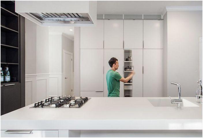 Интерьер кухни от Bunker Workshop