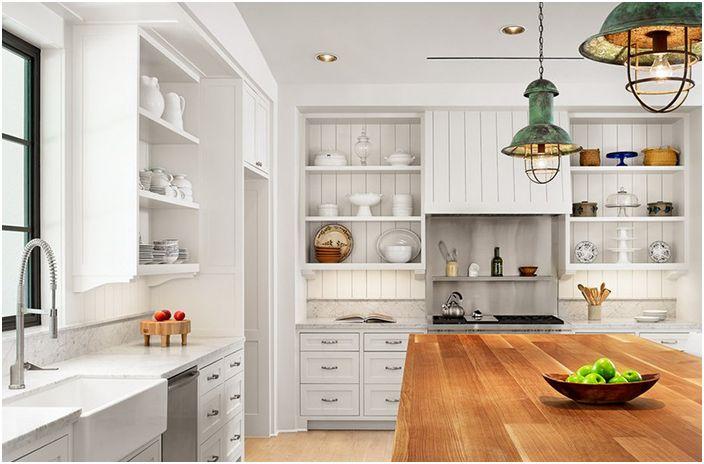 Интерьер кухни от Dillon Kyle Architecture