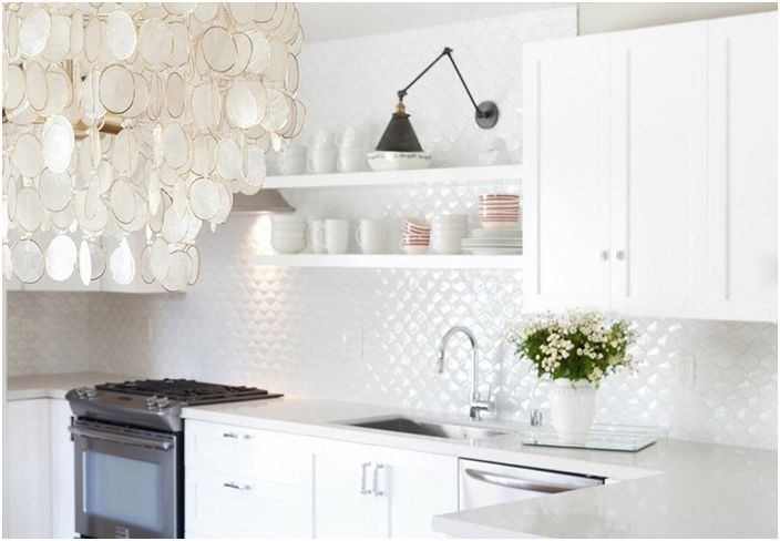 Интерьер кухни от Shelby Wood Design