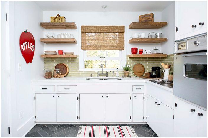 Интерьер кухни от Alys Design