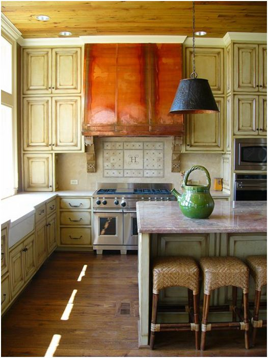 Кухненски интериор от Erdreich Architecture, P.C