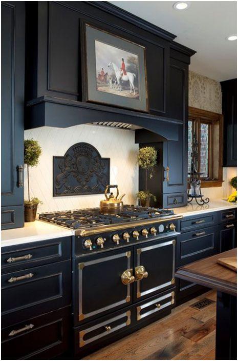 Кухненски интериор от кухня дизайни от Ken Kelly, Inc.