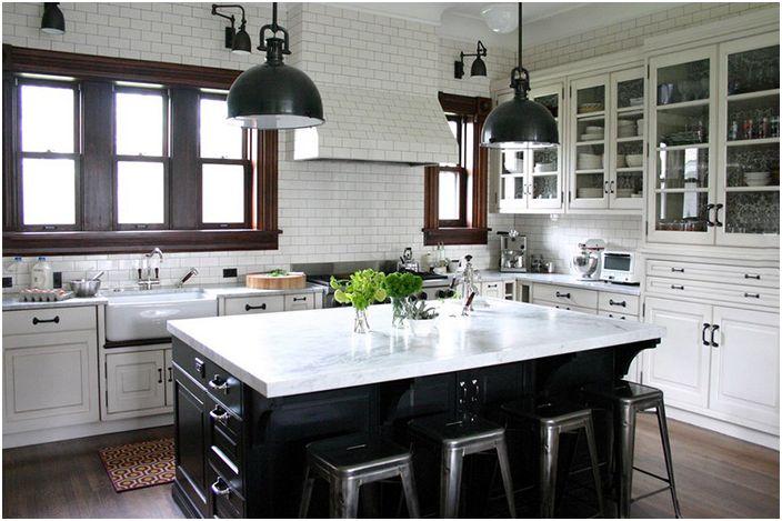 Кухненски интериор от Rebekah Zaveloff