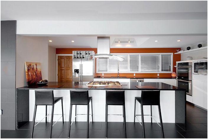 Кухненски интериор от кир