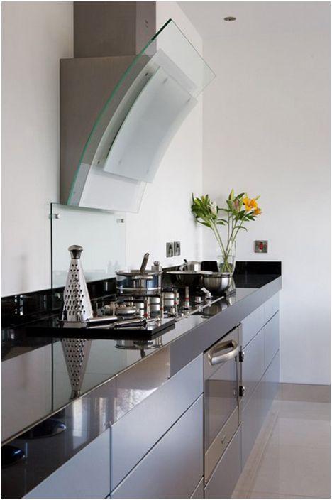 Интериор на кухнята на Glenvale кухни