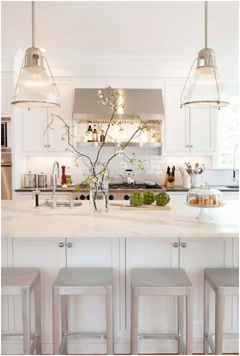 Кухненски интериор от Pickell Architecture