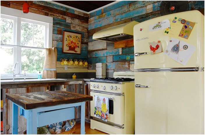 Кухненски интериор от Corynne Pless