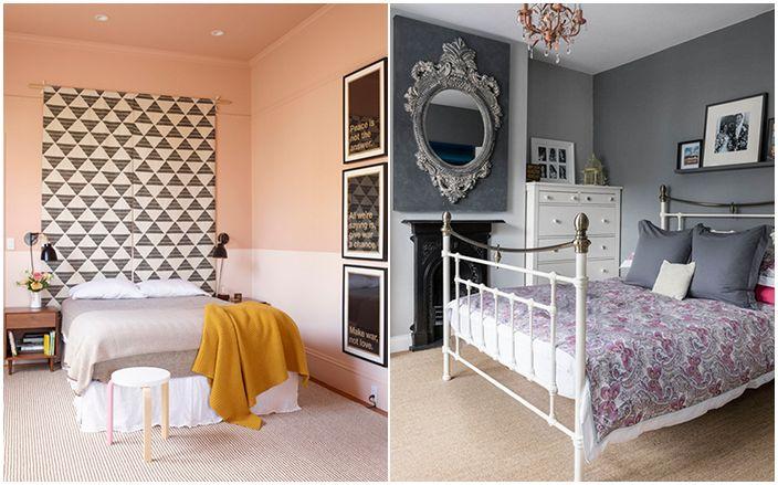 Съвети на дизайнера: защо е необходимо да боядисвате стени в два или повече цвята