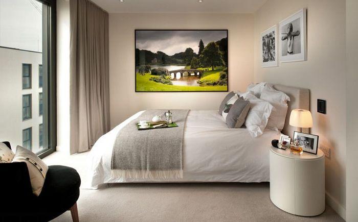 Wnętrze sypialni od TG-Studio