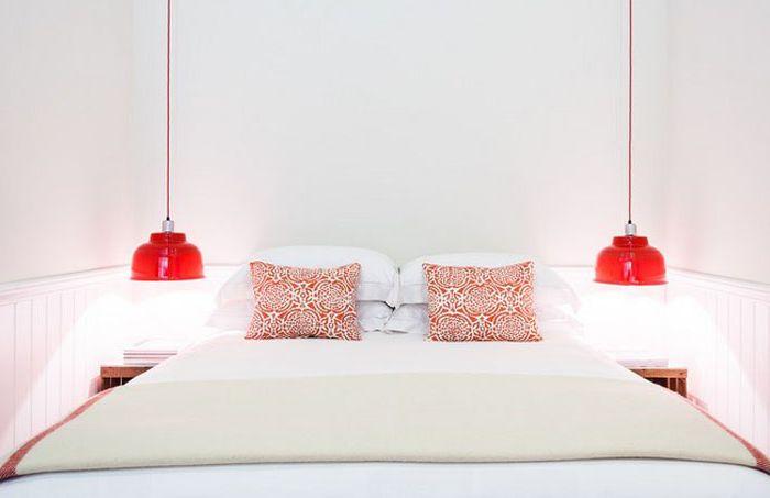 Wnętrze sypialni od Randell Design Group
