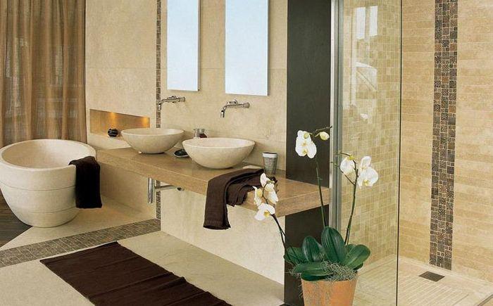 Conseils de conception de salle de bain: 10 façons de créer un effet