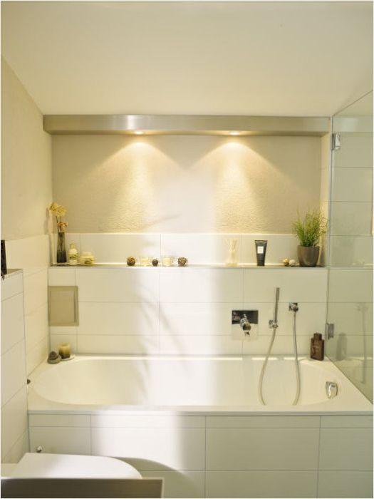 Wnętrze łazienki firmy Clipsal firmy Schneider Electric