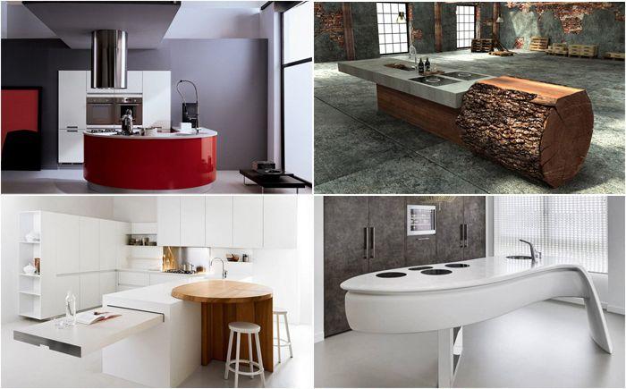 Модерни кухни - стилни, красиви и функционални