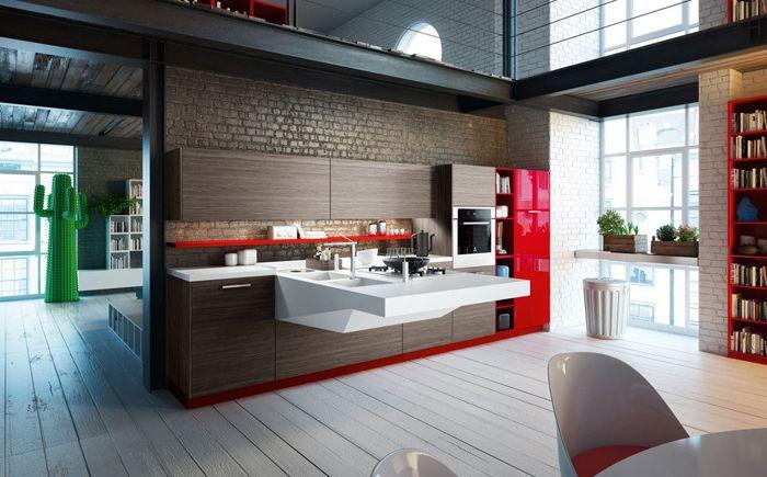 Модел на кухня Snaidero