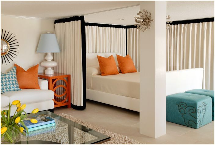 Спално място в единична стая
