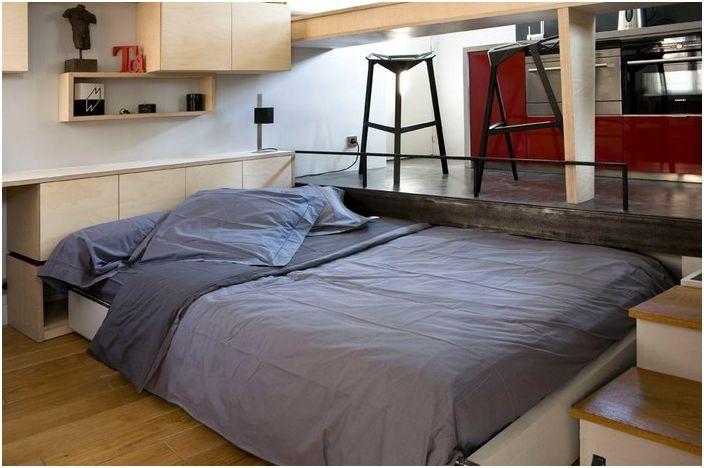 Идеален за малки апартаменти