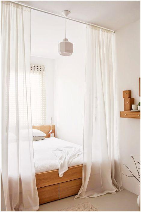 Страхотно решение за малък апартамент