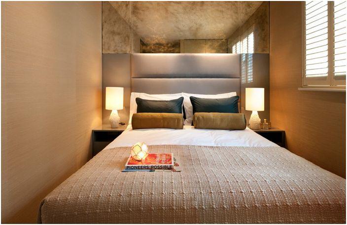 Wnętrze sypialni autorstwa Zephyr Interiors