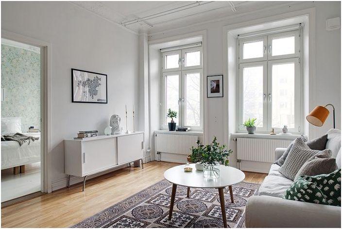 Квартира в Швеции, 63 квадратных метра