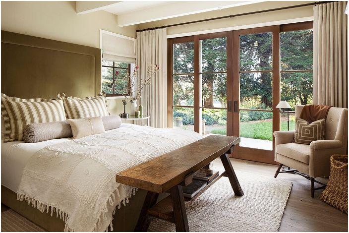 Уютна домашна атмосфера е създадена специално за релакс.