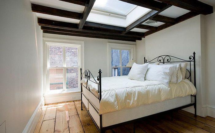 Alliant modernité et tradition à l'intérieur par Linda Yowell Architects