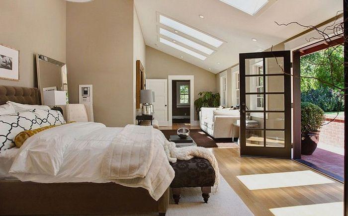 Intérieur de chambre par Urrutia Design