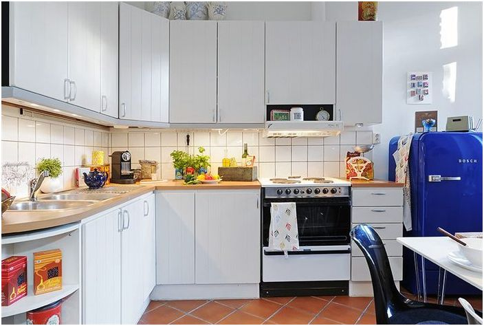 Кокетна малка кухня