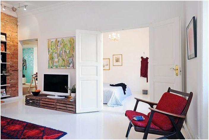 Квартира 53 квадратных метра