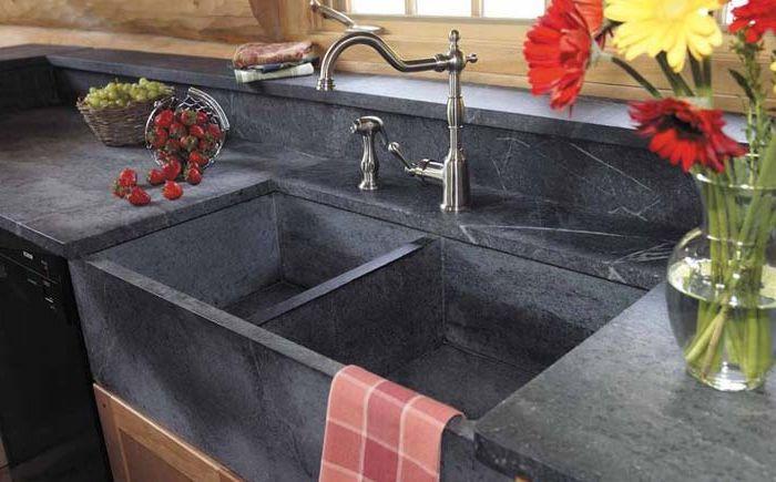 Плотове за сапуни - нови възможности за модернизация на кухнята